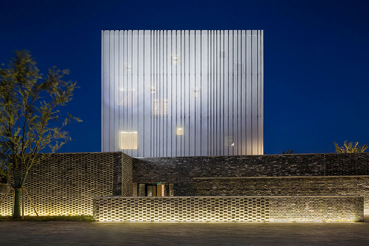 Sangha Retreat By Octave China Architectural