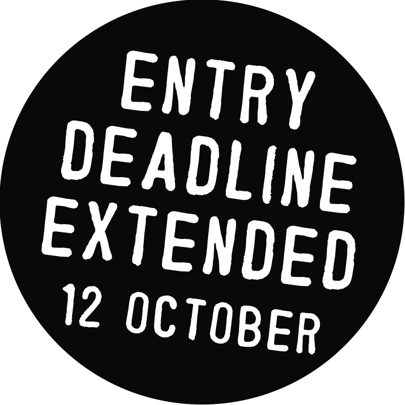 entry deadline extended 12 October