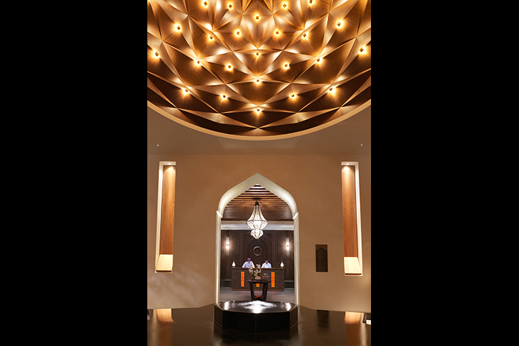 Project Anantara Jabal Al Akhdar Resort : dome lighting - www.canuckmediamonitor.org