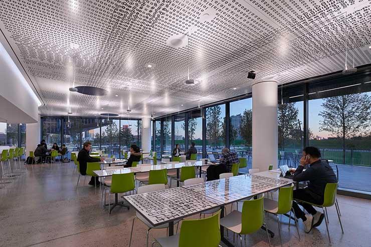 Cornell university bloomberg centre italy architectural - Cornell university interior design program ...